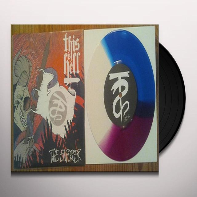 This Is Hell ENFORCER Vinyl Record - UK Import