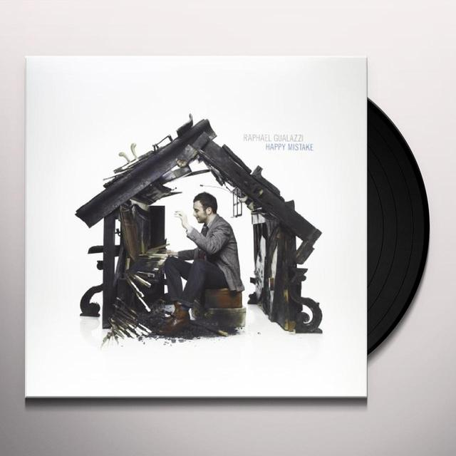 Raphael Gualazzi HAPPY MISTAKE Vinyl Record