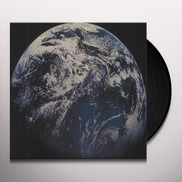 Hansson & Karlsson MAN AT THE MOON Vinyl Record - Sweden Release