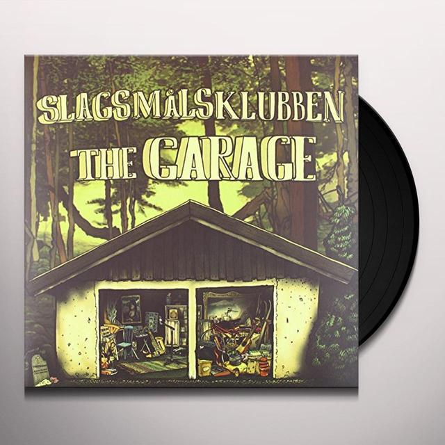 Slagsmalsklubben GARAGE Vinyl Record - Sweden Release