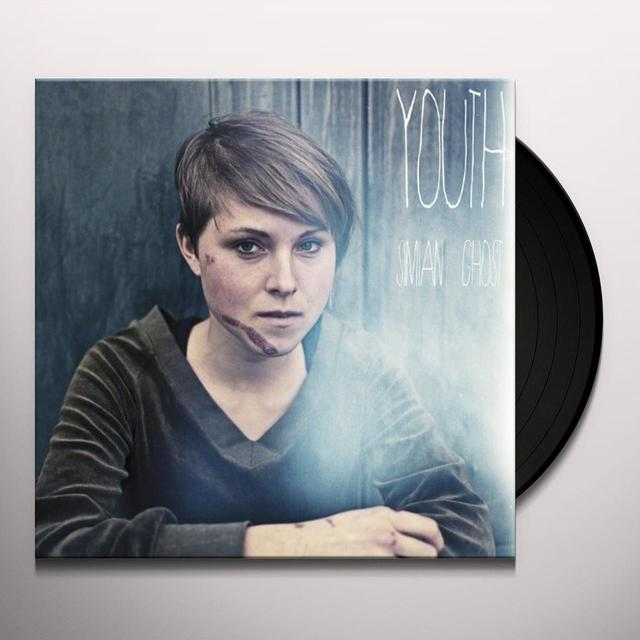 Simian Ghost YOUTH Vinyl Record - Sweden Import