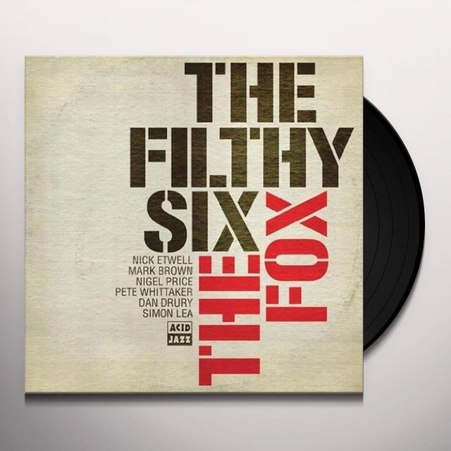 The Filthy Six FOX Vinyl Record