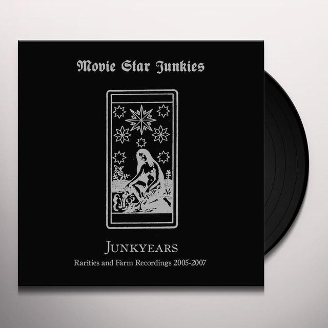 Movie Star Junkies JUNKYEARS Vinyl Record