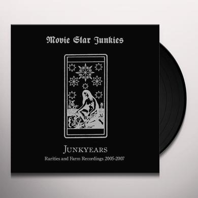 Movie Star Junkies JUNKYEARS Vinyl Record