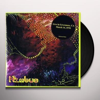 Nimbus LIVE IN LIVERMORE 1970 Vinyl Record