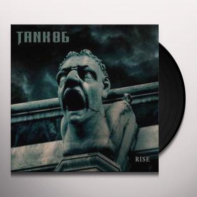Tank 86 RISE Vinyl Record