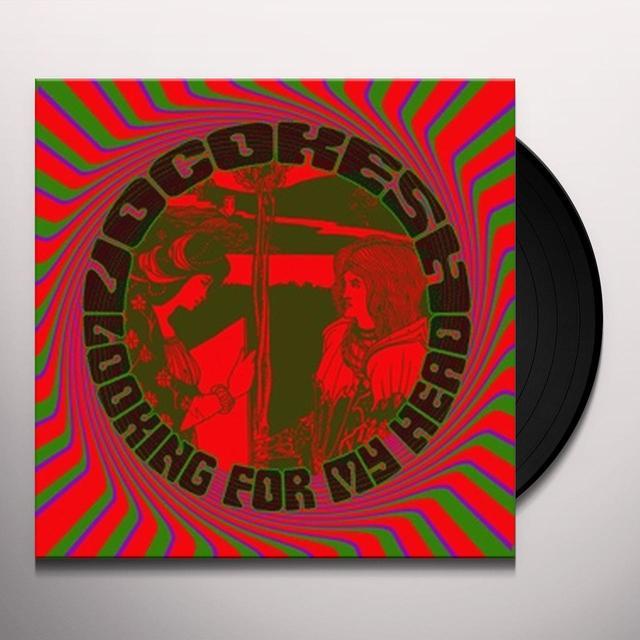 Vocokesh LOOKING FOR MY HEAD Vinyl Record - Holland Import