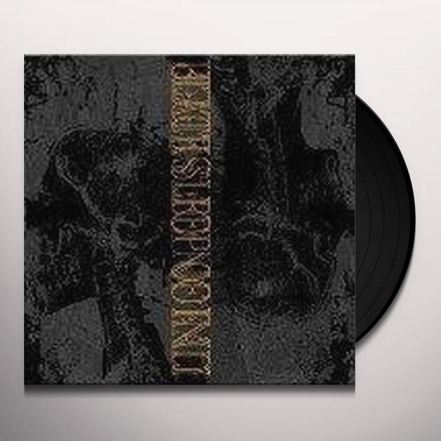 Black Sleep Of Kali/Union SPLIT Vinyl Record