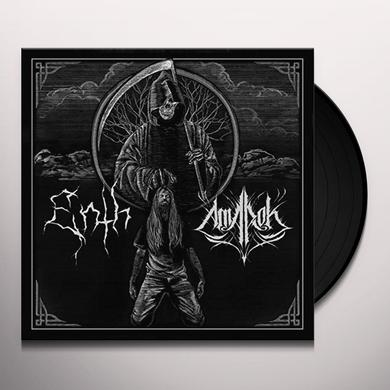 Enth/Amarok SPLIT Vinyl Record - Holland Import