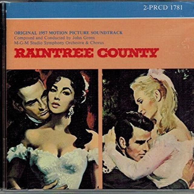 Various Artists (Hol) RAINTREE COUNTY Vinyl Record