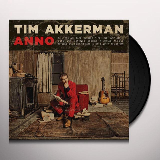 Tim Akkerman ANNO Vinyl Record