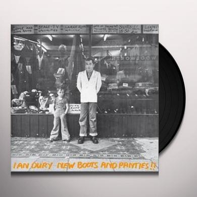 Ian Dury NEW BOOTE & PANTIES! (GER) Vinyl Record