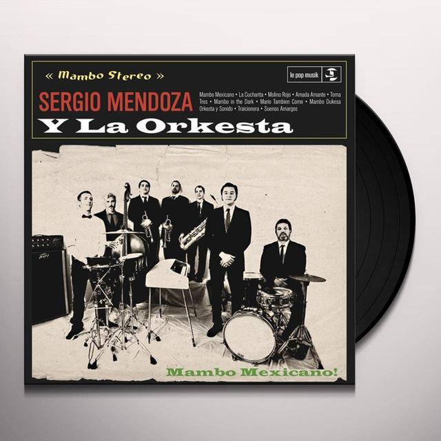 Sergio Y La Orkestra Mendoza SERGIO MENDOZA Y LA ORKESTA (GER) Vinyl Record