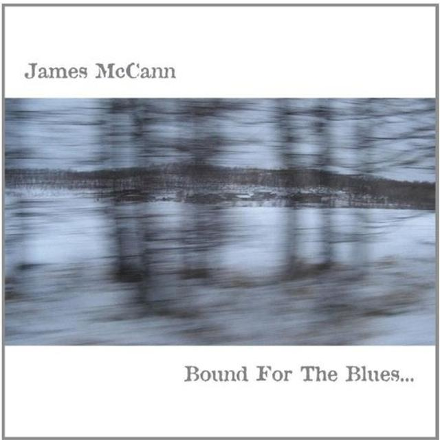 James Mccann BOUND FOR THE BLUES Vinyl Record - Portugal Import