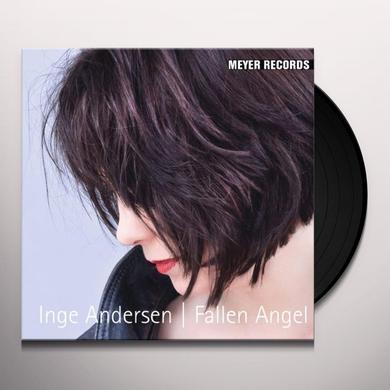 Inge Andersen FALLEN ANGEL (GER) Vinyl Record