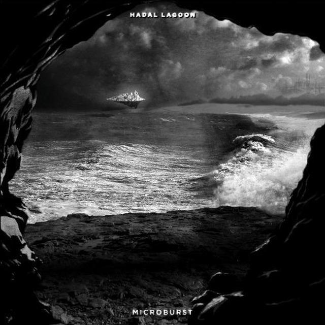 Microburst HADAL LAGOON EP Vinyl Record - UK Import