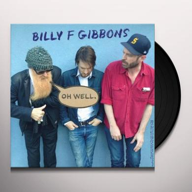 Billy F/Matt Sweeney Gibbons & Bonnie 'Prince' Bil OH WELL B/W STORMS Vinyl Record - UK Release