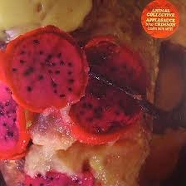 Animal Collective APPLESAUCE Vinyl Record - UK Import