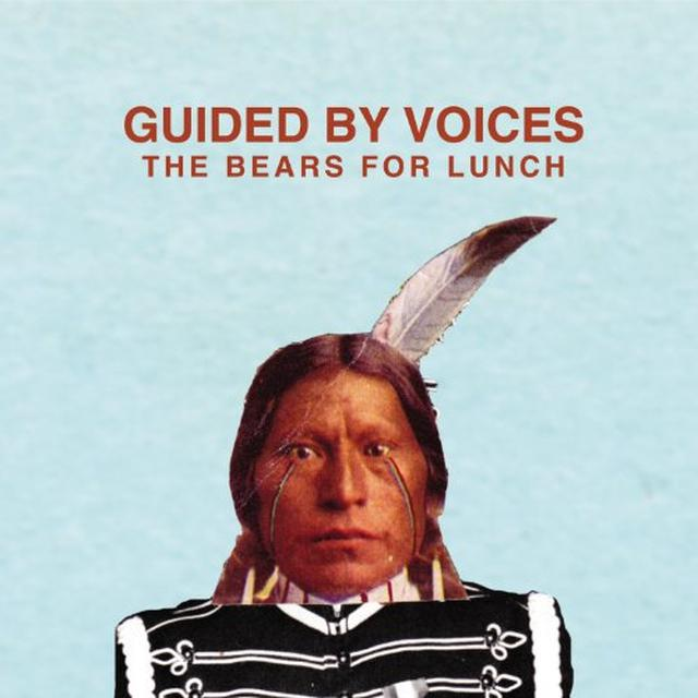 Guided By Voices BEARS FOR LUNCH Vinyl Record - UK Import