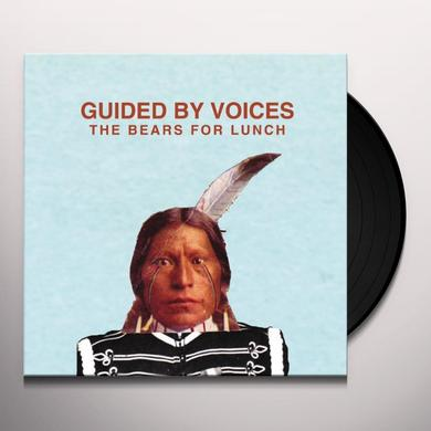 Guided By Voices BEARS FOR LUNCH Vinyl Record