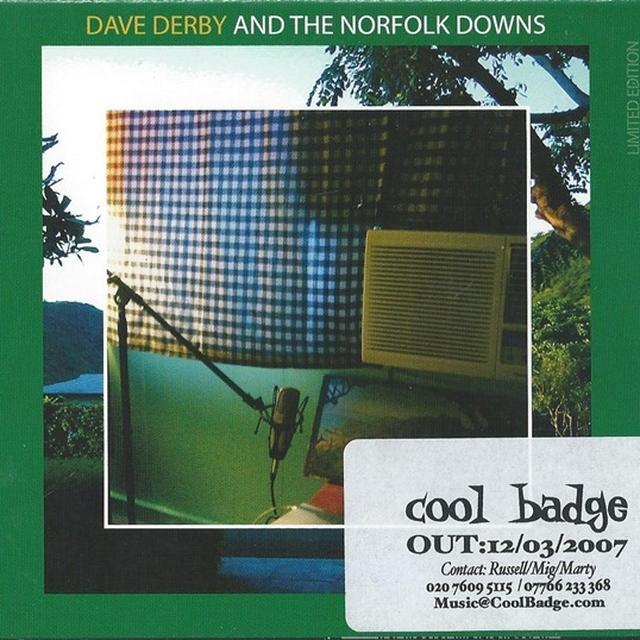 Dave Derby NORFOLK DOWNS Vinyl Record