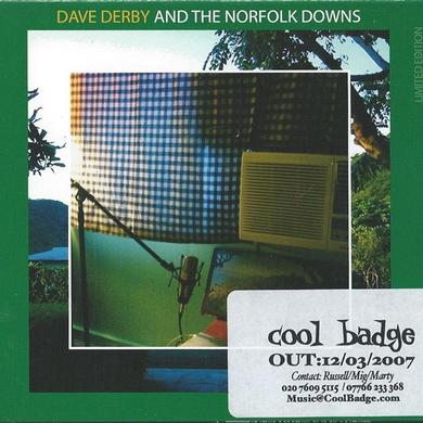 Dave Derby NORFOLK DOWNS Vinyl Record