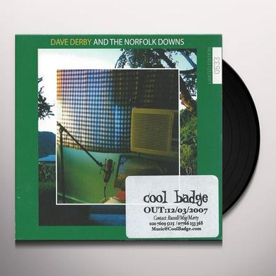 Dave Derby NORFOLK DOWNS Vinyl Record - Asia Import