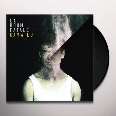 La Boum Fatale DAMWILD Vinyl Record