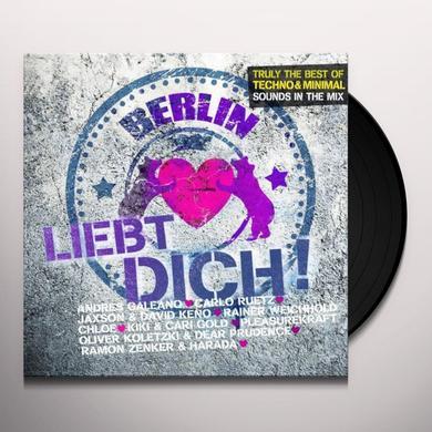 BERLIN LIEBT DICH 1 (GER) Vinyl Record