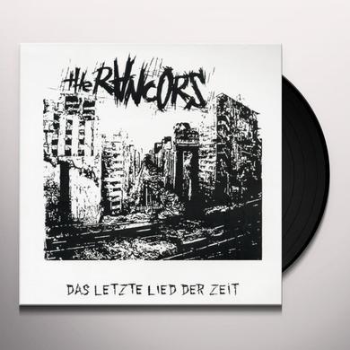 Rancors DAS LETZTE LIED DER ZEIT (GER) Vinyl Record