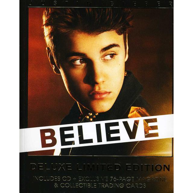 Justin Bieber BELIEVE (ZINEPACK) CD