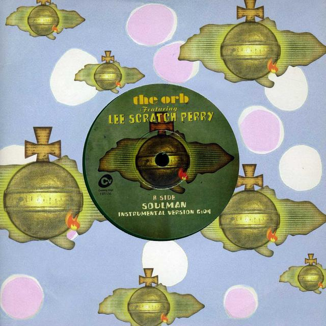 Orb Featuring Lee Scratch Perry SOULMAN Vinyl Record - UK Import