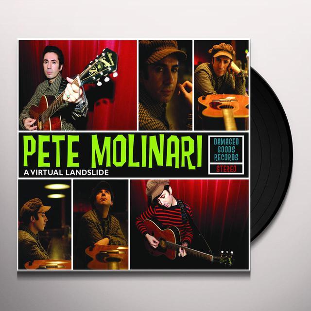 Pete Molinari VIRTUAL LANDSLIDE Vinyl Record