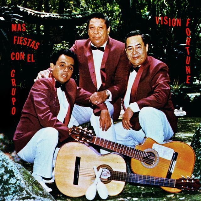 MAS FIESTAS CON EL GRUPO VISION FORTUNE Vinyl Record - UK Import