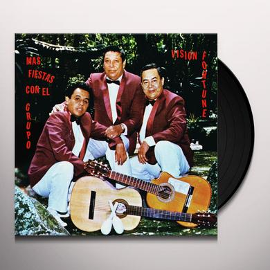 MAS FIESTAS CON EL GRUPO VISION FORTUNE Vinyl Record