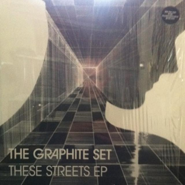 Graphite Set THESE STREETS EP Vinyl Record