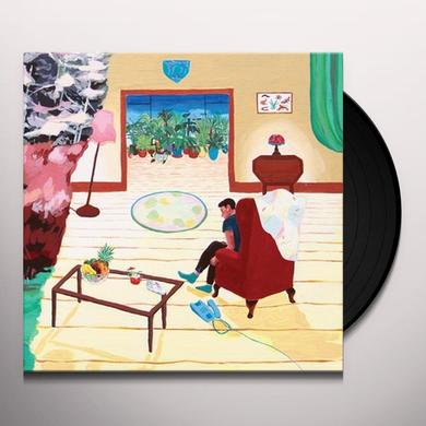 Cold Pumas PERSISTENT MALAISE Vinyl Record - UK Import