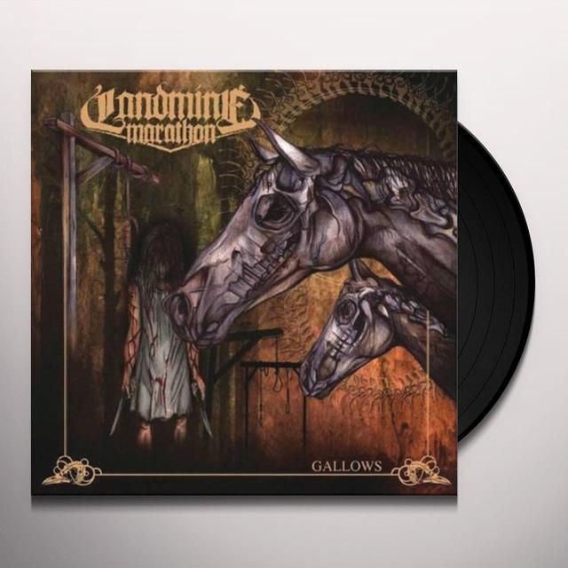Landmine Marathon GALLOWS (GER) Vinyl Record