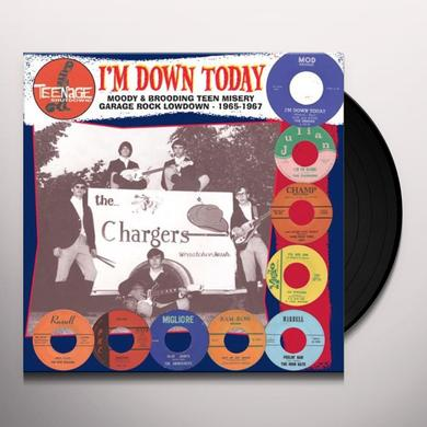 I'M DOWN TODAY (GER) Vinyl Record