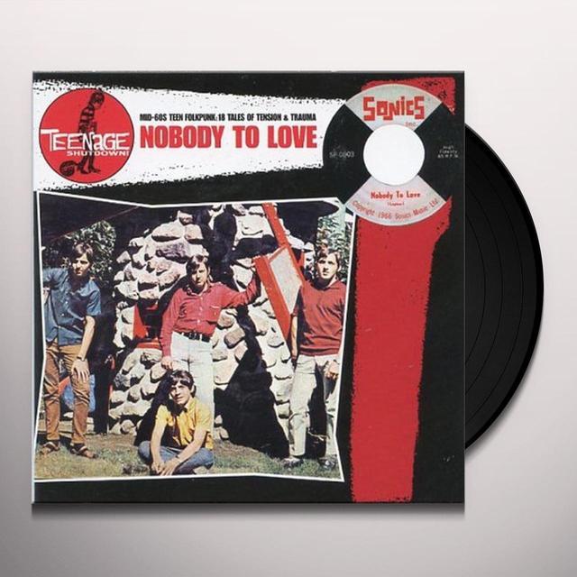 NOBODY TO LOVE (GER) Vinyl Record