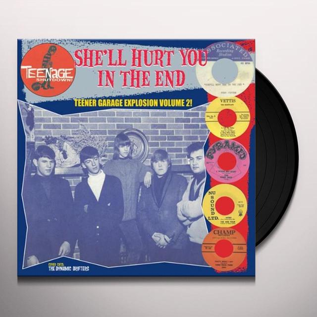 SHE'LL HURT YOU IN THE (GER) Vinyl Record