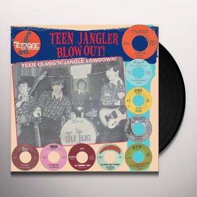 TEEN JANGLER BLOWOUT! (GER) Vinyl Record