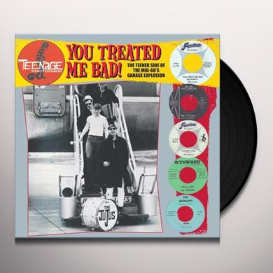 YOU TREATED ME BAD (GER) Vinyl Record