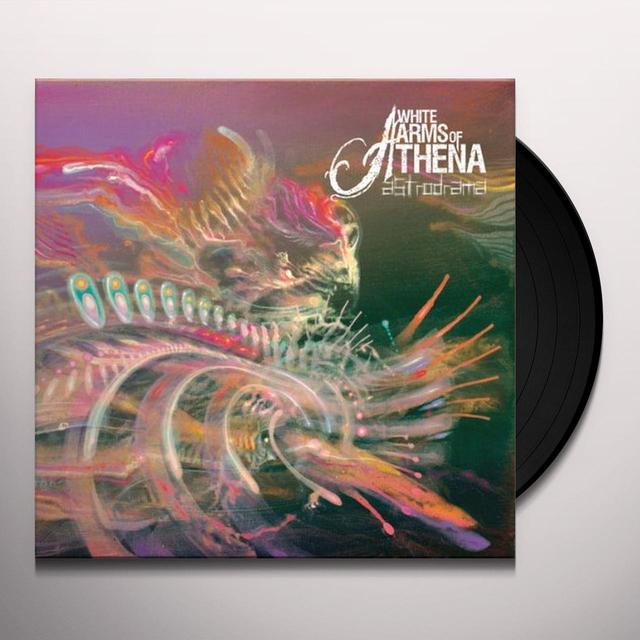 White Arms Of Athena ASTRODRAMA Vinyl Record