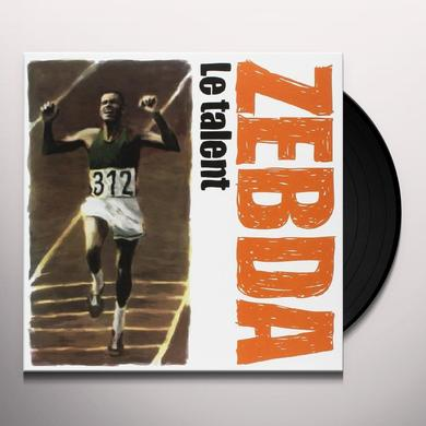 Zebda LE TALENT Vinyl Record