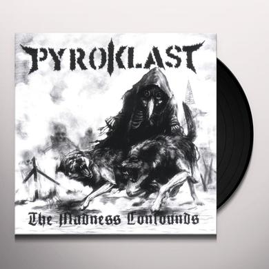 Pyroklast MADNESS CONFOUNDS Vinyl Record - Holland Import
