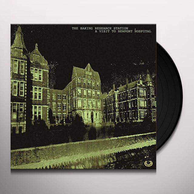 Cranium Pie'S Baking Rese VISIT TO NEWPORT HOSPITAL 1 (COLOURED VINYL) Vinyl Record