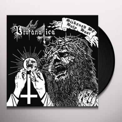 Profanatica SICKENED BY Vinyl Record - Holland Import