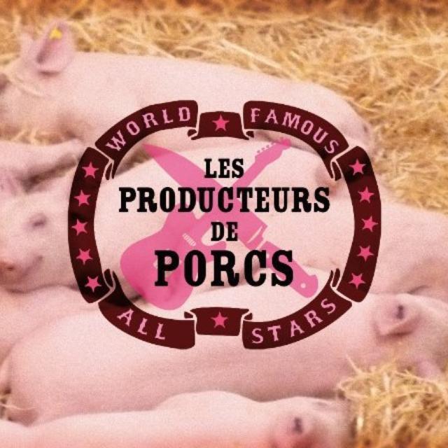 Les Producteurs De Porcs LES PRODUCTEURS DU PORCS Vinyl Record