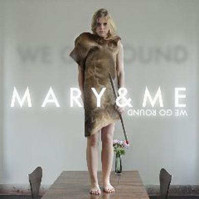 Mary & Me WE GO ROUND Vinyl Record